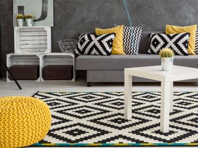 Tu estilo al cuadrado: decora tu hogar con formas geométricas - Tendencias Decoración 2019