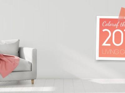 Living Coral : cómo integrar el color del año 2019 (Pantone) en tu hogar - Tendencias Decoración 2019
