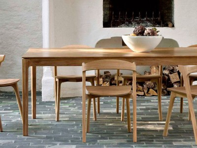 La madera: La reina entre los materiales de muebles