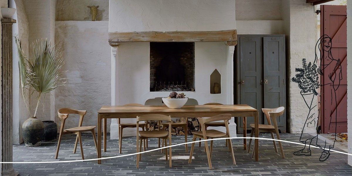 Ethnicraft, muebles de madera